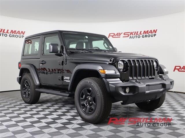 2020 Jeep Wrangler Sport 4WD