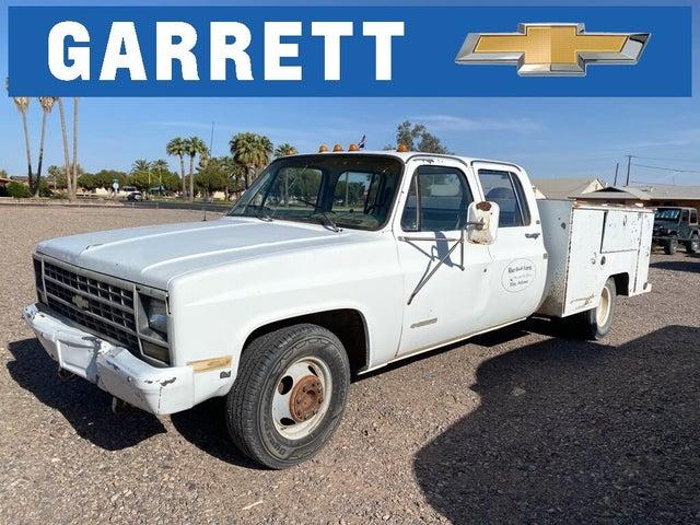 1989 Chevrolet C/K 3500