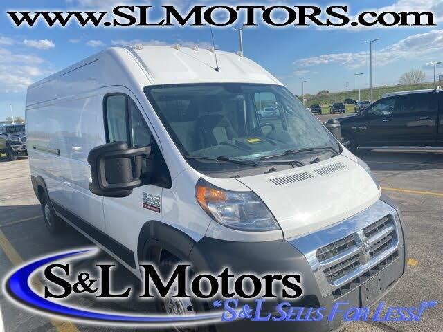 2018 RAM ProMaster 3500 159 High Roof Cargo Van