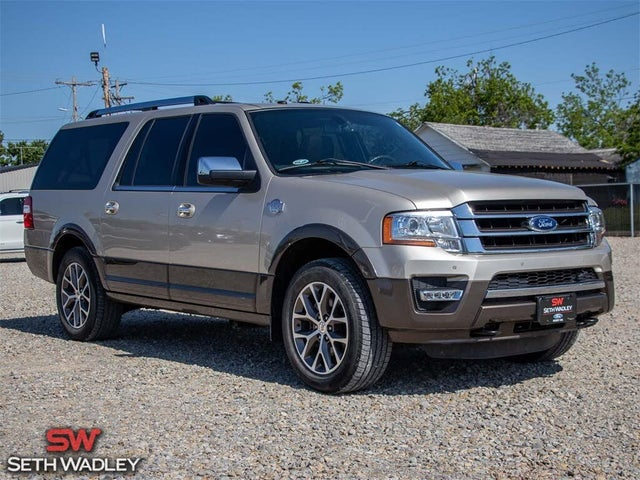 2017 Ford Expedition EL King Ranch 4WD