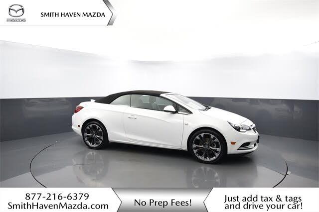 2018 Buick Cascada Premium FWD