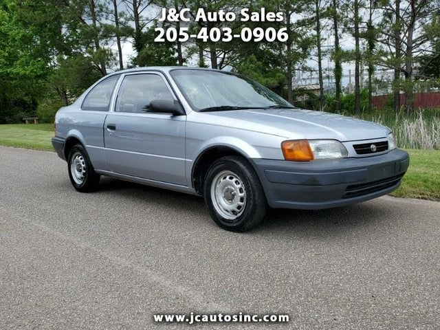 1995 Toyota Tercel 2 Dr STD Coupe