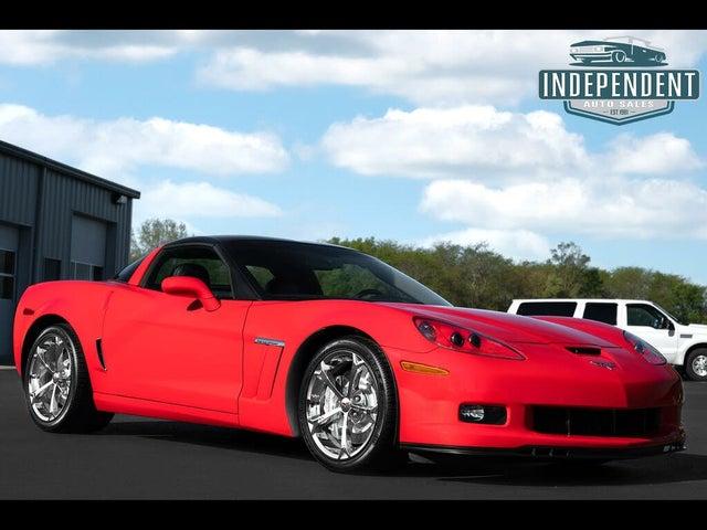 2011 Chevrolet Corvette Z16 Grand Sport 4LT Coupe RWD