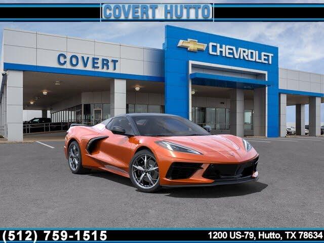 2021 Chevrolet Corvette Stingray 3LT Convertible RWD