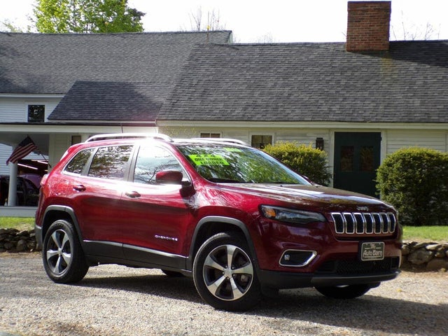 2019 Jeep Cherokee Limited 4WD