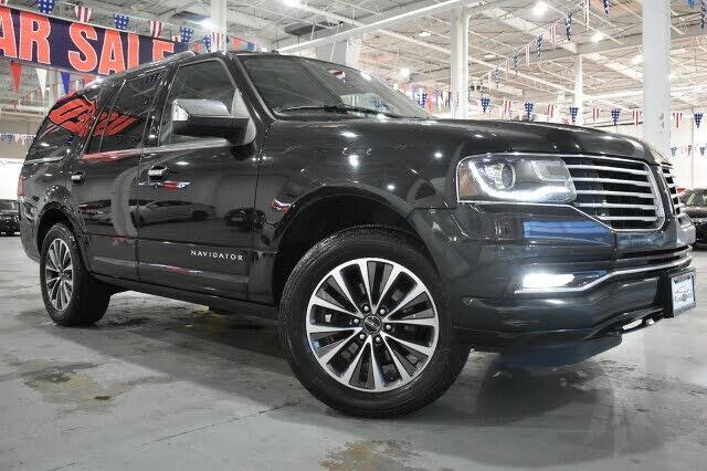 2015 Lincoln Navigator L 4WD