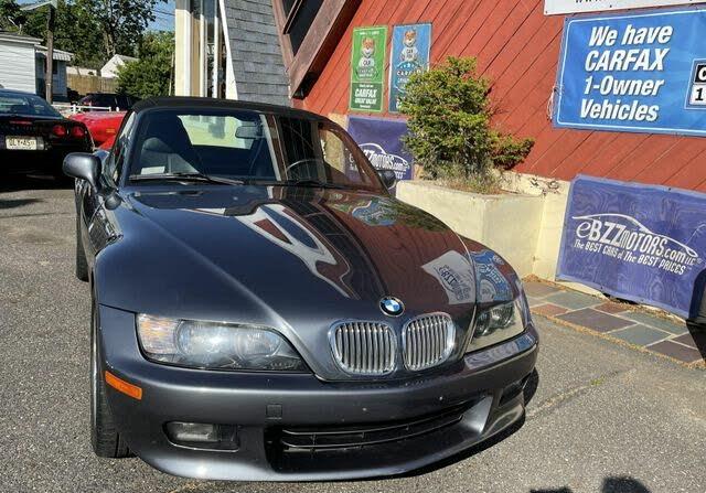 2001 BMW Z3 3.0i Roadster RWD