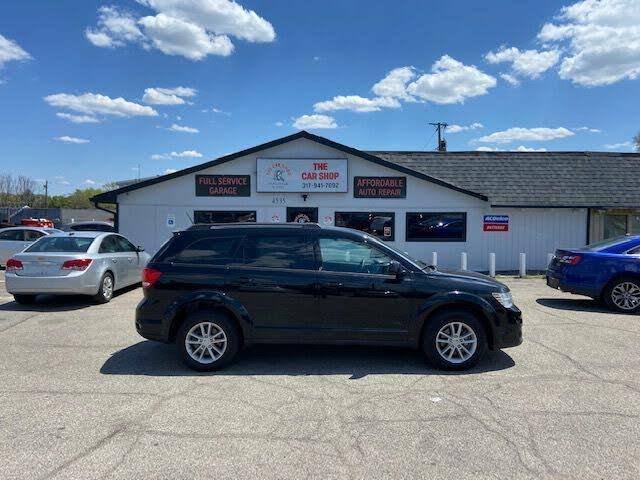 2017 Dodge Journey SXT FWD
