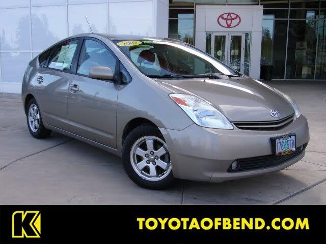 2005 Toyota Prius FWD