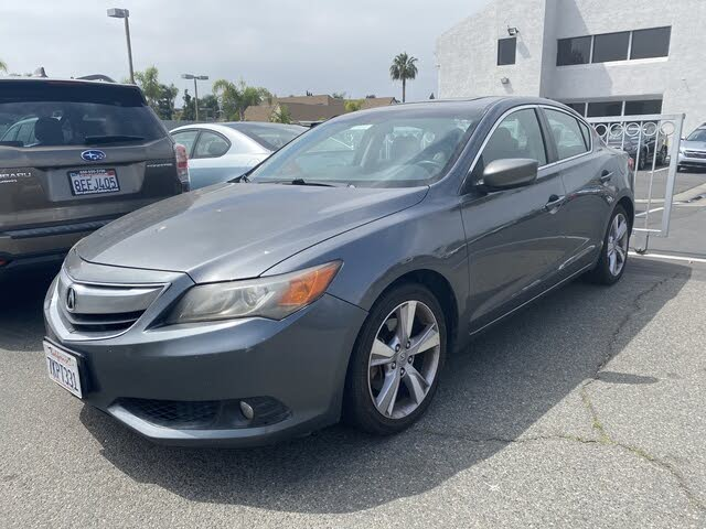2013 Acura ILX 2.4L FWD with Premium Package