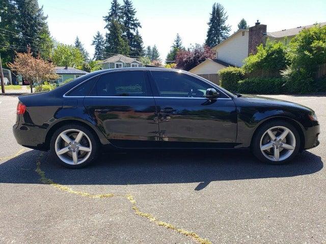 2011 Audi A4 2.0T quattro Premium Plus AWD