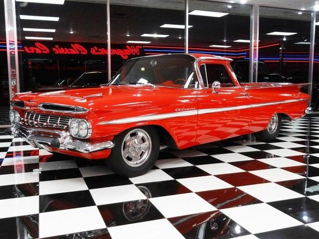 1959 Chevrolet El Camino Base