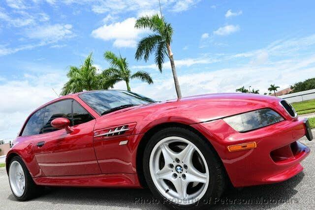 1999 BMW Z3 M Coupe RWD