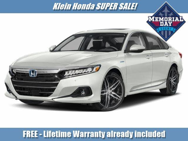 2021 Honda Accord Hybrid Touring FWD