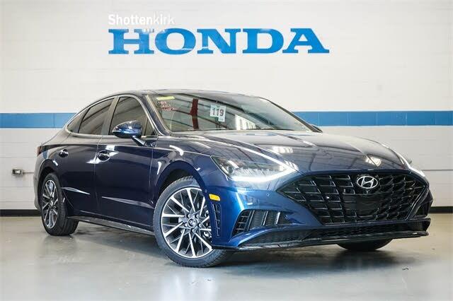 2020 Hyundai Sonata Limited FWD