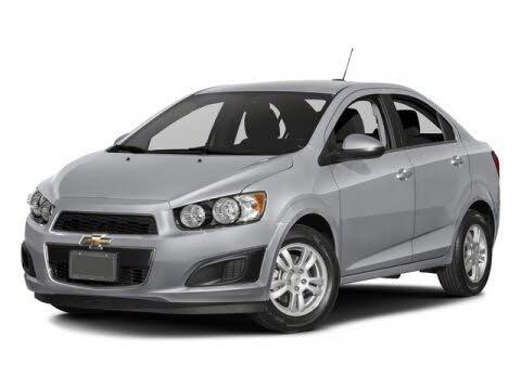 2016 Chevrolet Sonic LT Sedan FWD