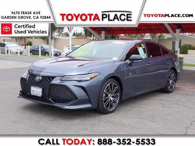 2020 Toyota Avalon Touring FWD