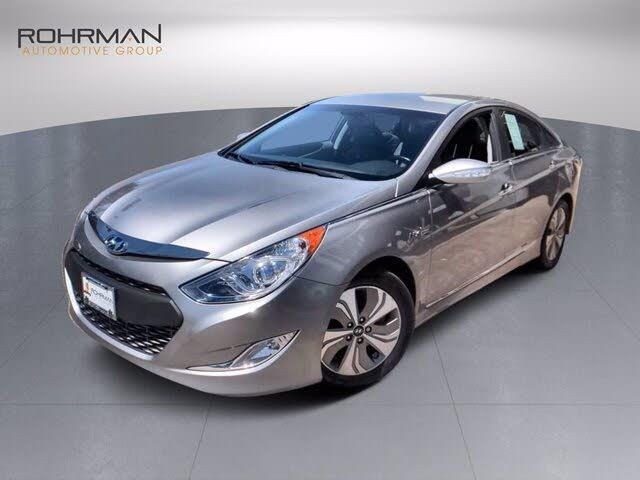2013 Hyundai Sonata Hybrid Limited FWD