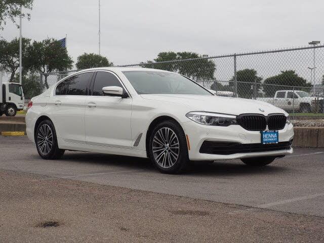 2020 BMW 5 Series 530e Hybrid Plug-in iPerformance Sedan RWD