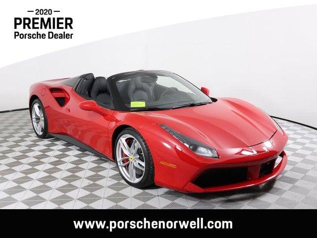 2018 Ferrari 488 Spider RWD