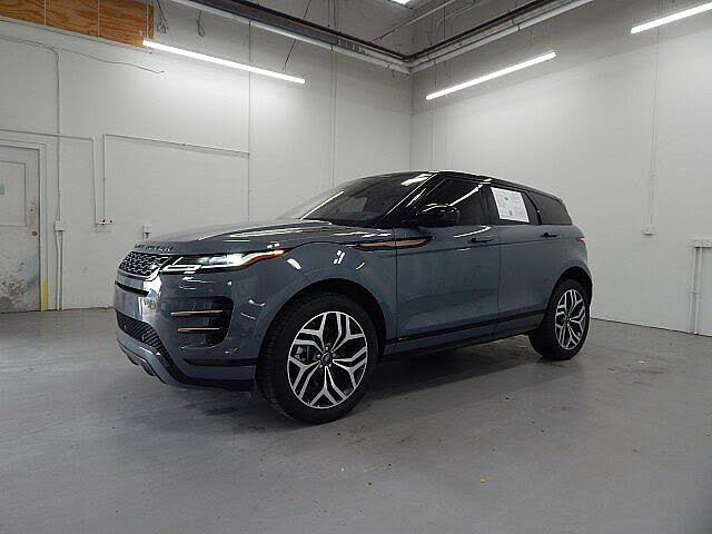 2020 Land Rover Range Rover Evoque P250 First Edition AWD