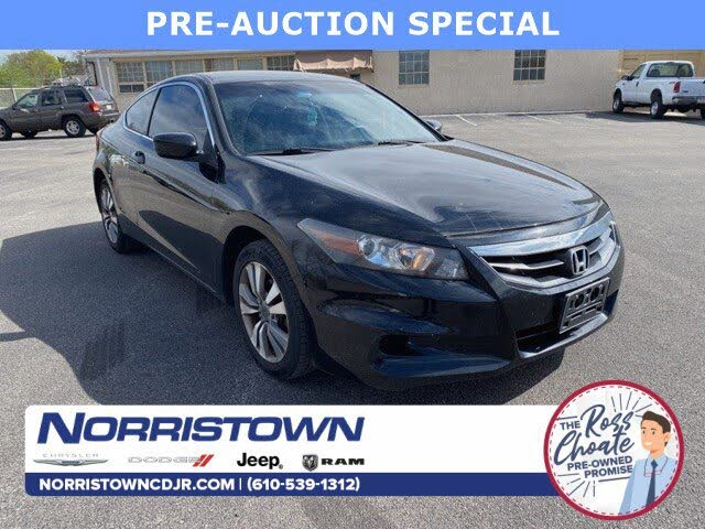 2012 Honda Accord Coupe LX-S