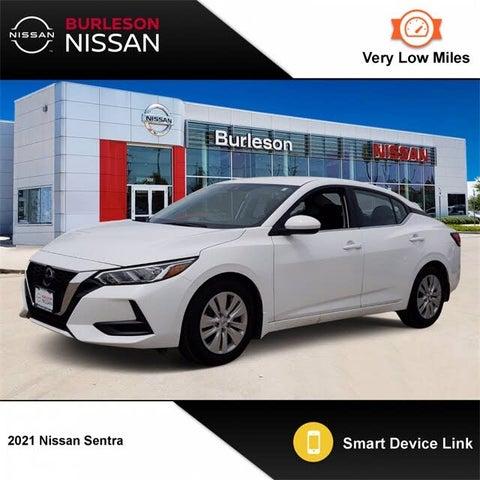 2021 Nissan Sentra S FWD