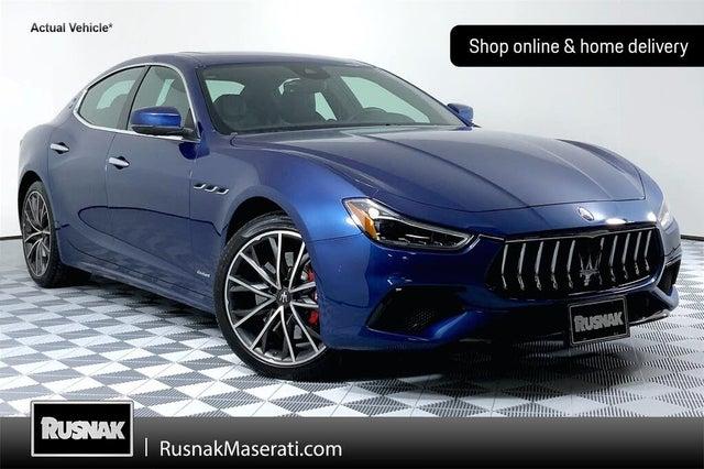 2020 Maserati Ghibli S GranSport 3.0L RWD