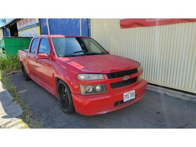 2005 Chevrolet Colorado ZQ8 LS Crew Cab RWD
