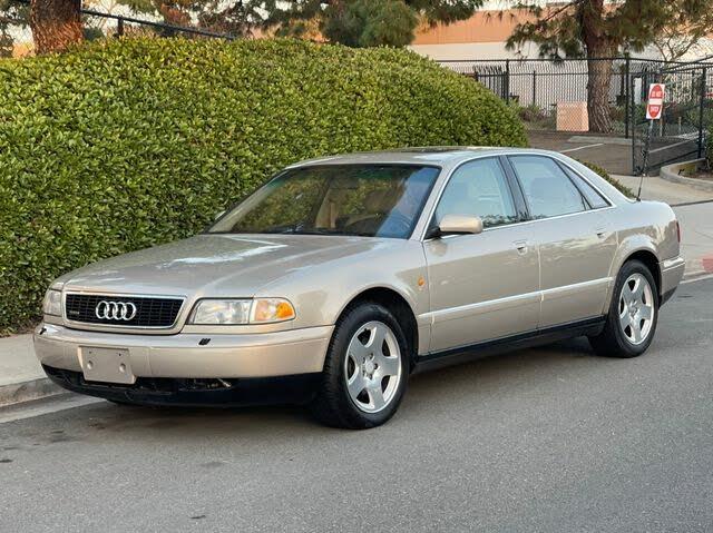 1998 Audi A8 quattro AWD