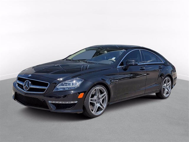 2012 Mercedes-Benz CLS-Class CLS AMG 63