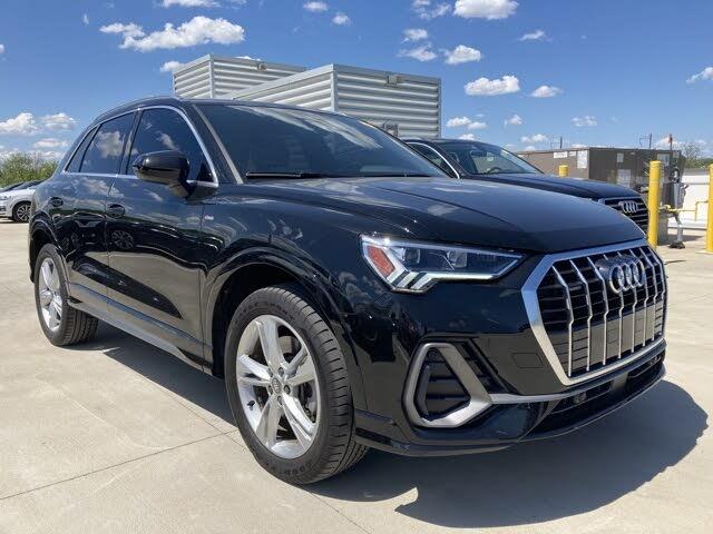 2019 Audi Q3 2.0T quattro Premium Plus S Line AWD