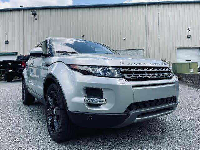 2015 Land Rover Range Rover Evoque Pure Plus Hatchback