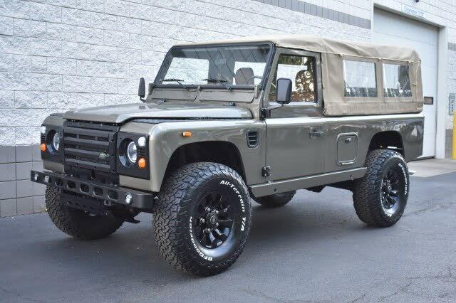 1992 Land Rover Defender 110