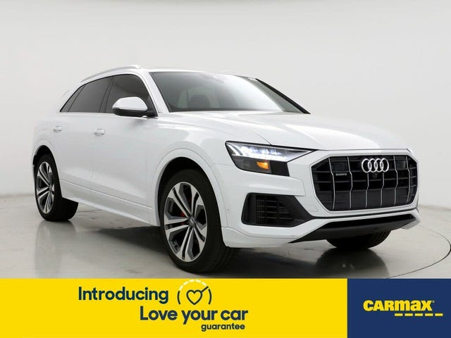 2019 Audi Q8 3.0T quattro Premium Plus AWD