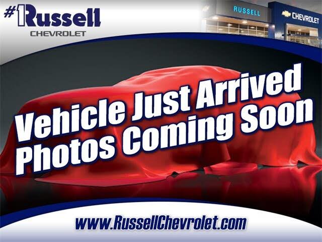 2020 Chevrolet Silverado 1500 High Country Crew Cab 4WD