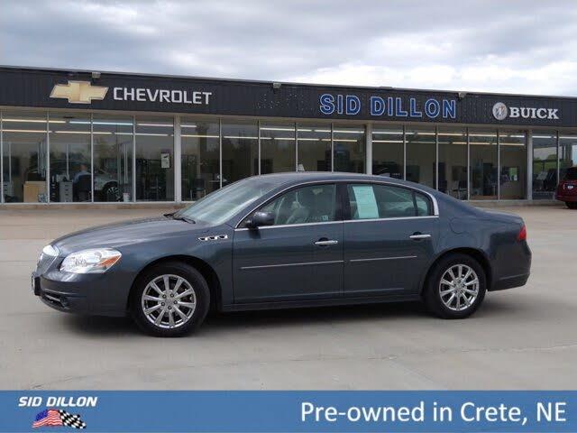 2011 Buick Lucerne CXL Premium FWD