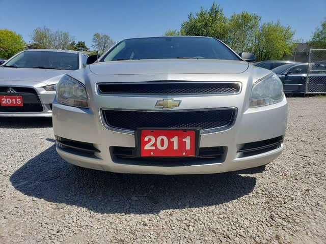2011 Chevrolet Malibu LS FWD