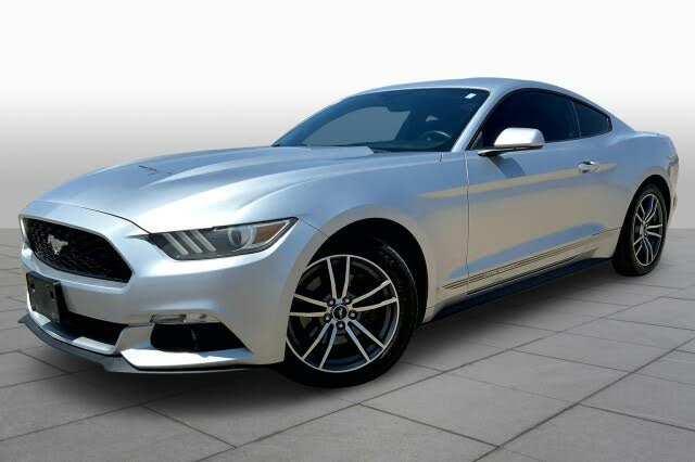 2015 Ford Mustang EcoBoost Coupe RWD