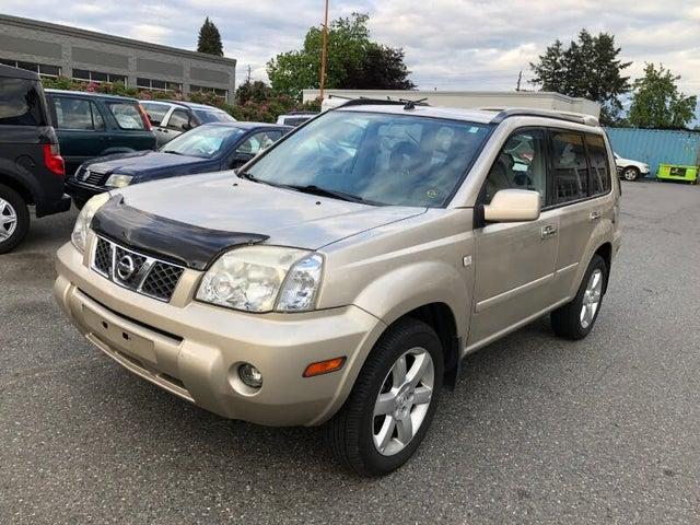 2006 Nissan X-Trail XE AWD