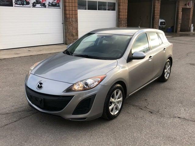 2011 Mazda MAZDA3 Sport GX