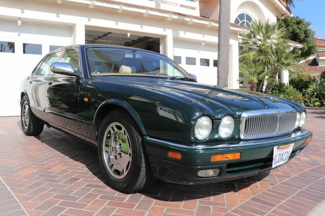 1996 Jaguar XJ-Series XJ6 Sedan RWD