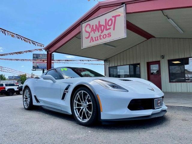 2019 Chevrolet Corvette Grand Sport 3LT Coupe RWD