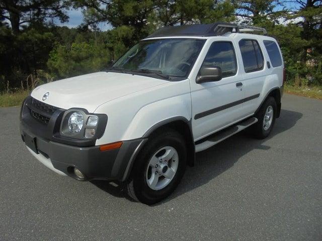2004 Nissan Xterra XE V6 4WD