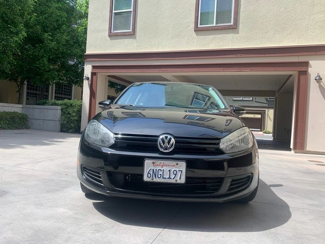 2010 Volkswagen Golf 2.5L 2dr