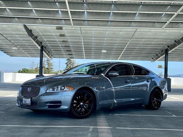 2011 Jaguar XJ-Series XJL RWD