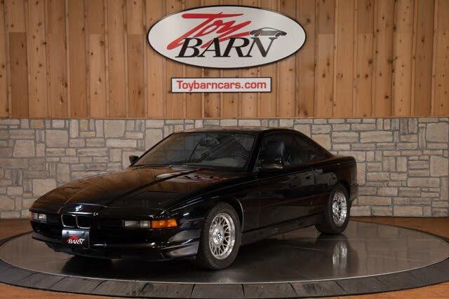 1991 BMW 8 Series 850i RWD