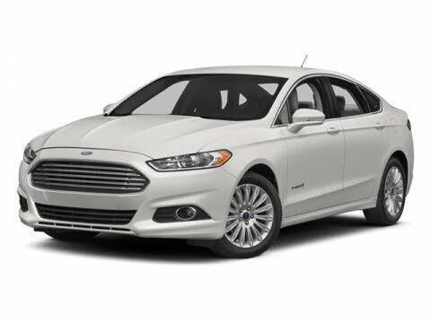 2013 Ford Fusion Hybrid SE FWD