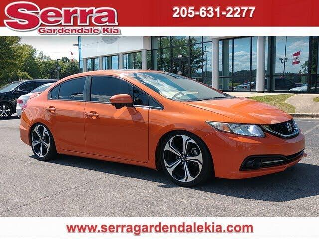 Honda Civic Si For Sale In Atlanta Ga Cargurus