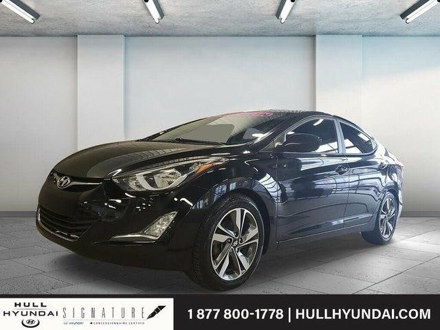 2016 Hyundai Elantra GLS Sedan FWD